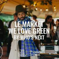 We Love Green - Who's Next